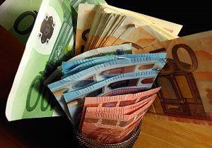 bankbiljet geld