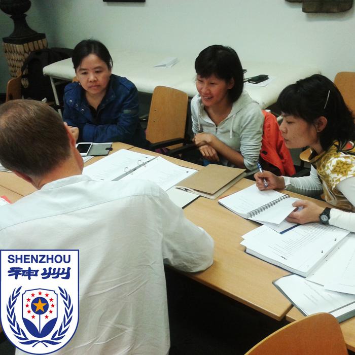 natuurlijkbeter onderwijs Shenzhou medische basiskennis